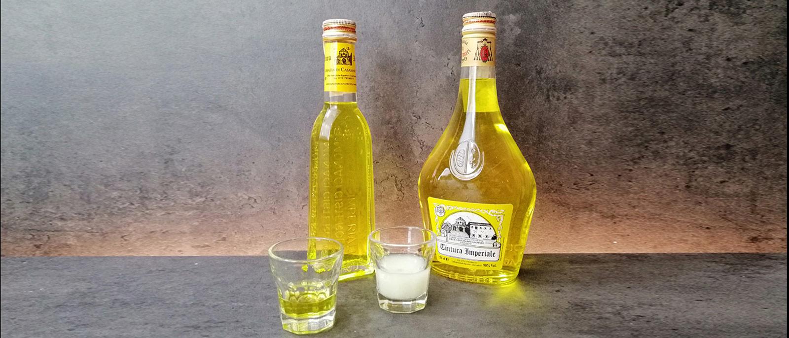 Liquore Gocce Imperiali (Tintura Imperiale) dei Monaci Cistercensi