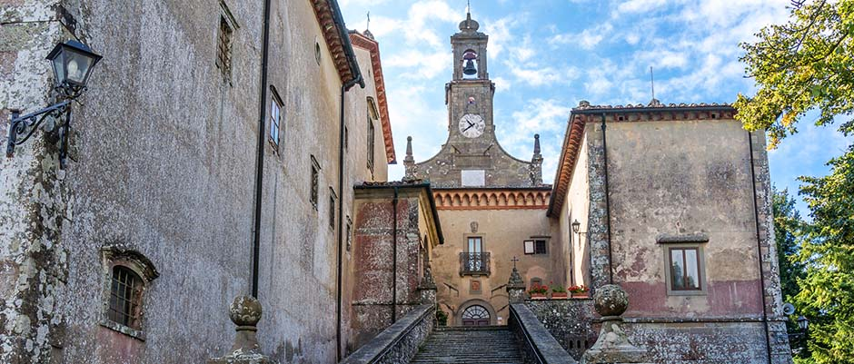 Produits du couvent du Monte Senario dei Servi di Maria