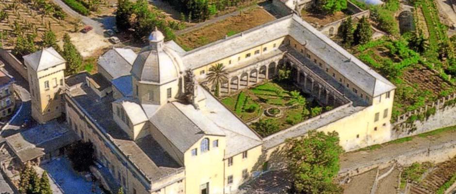 Produits du couvent Monte Carmelo