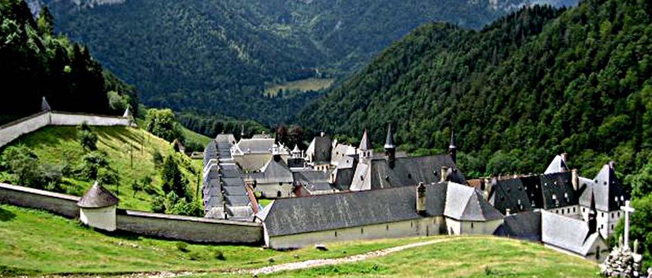Produkte des Klosters Grande Chartreuse