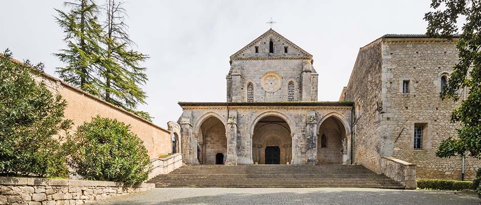 Produkte der Abtei von Casamari