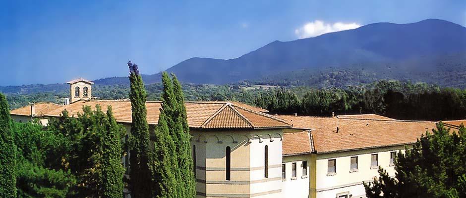 Produits du monastère trappiste de Vitorchiano