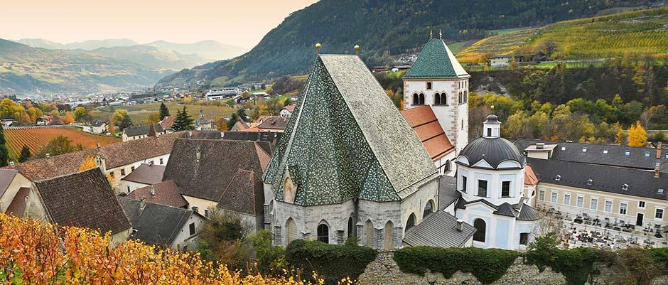 Prodotti dell'abbazia di Novacella