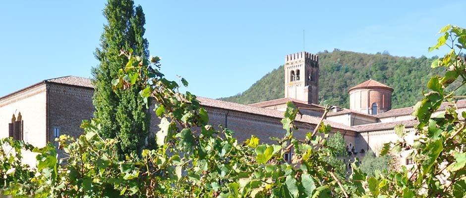 Produits de l'abbaye de Praglia