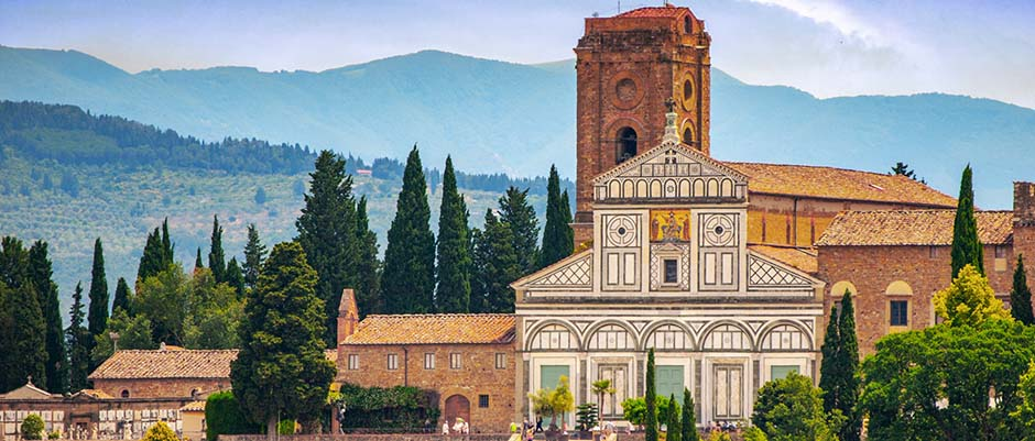 Products of the abbey of San Miniato al Monte
