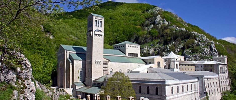Produits de l'abbaye de Santa Maria di Montevergine