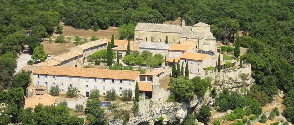 Prodotti dell'abbazia di Notre Dame di Ganagobie