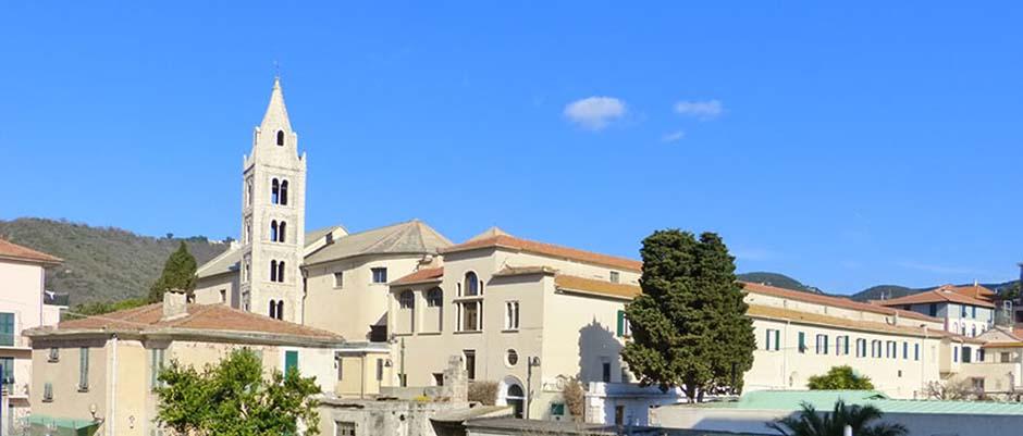Produits de l'abbaye de Santa Maria di Finalpia