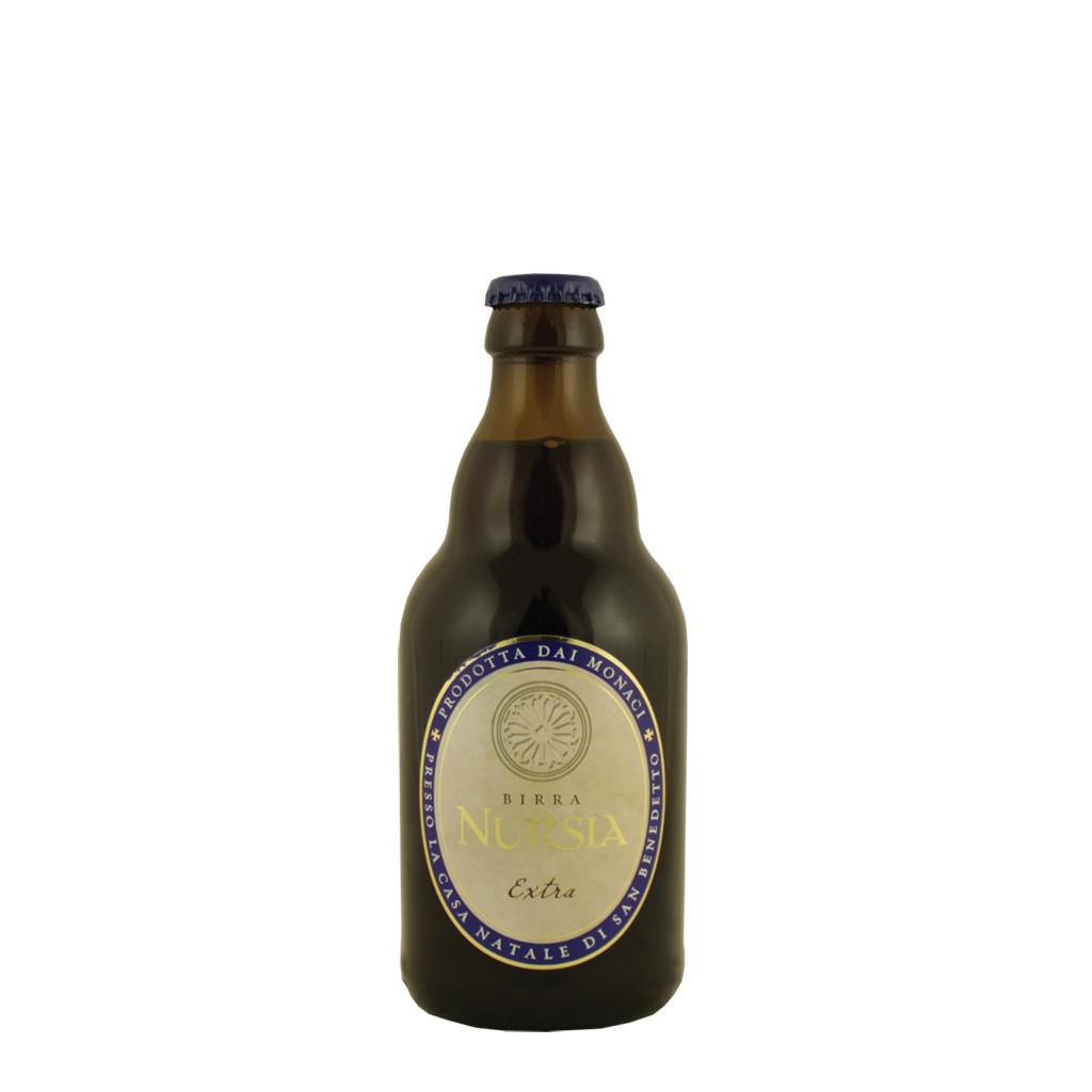 Birra Nursia Extra bottiglia piccola