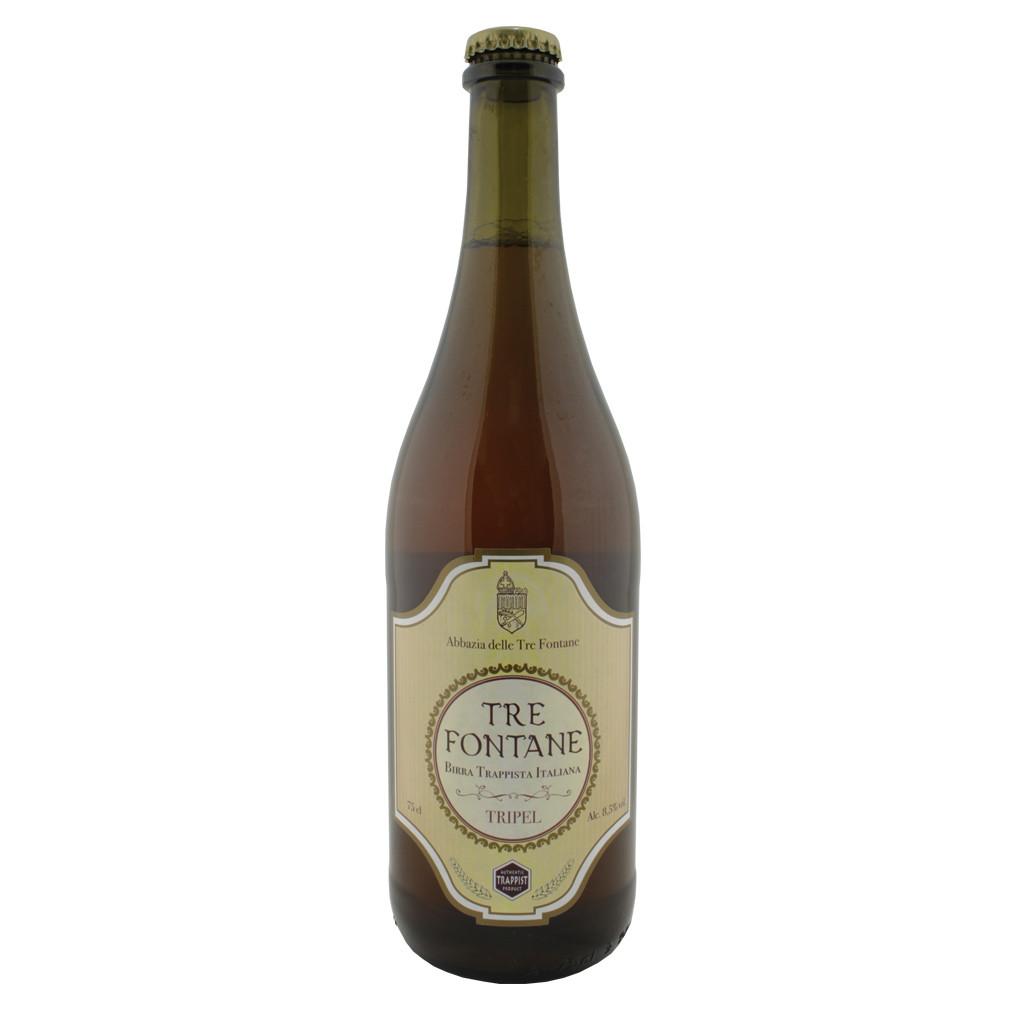 Birra Tre Fontane Tripel 75 cl