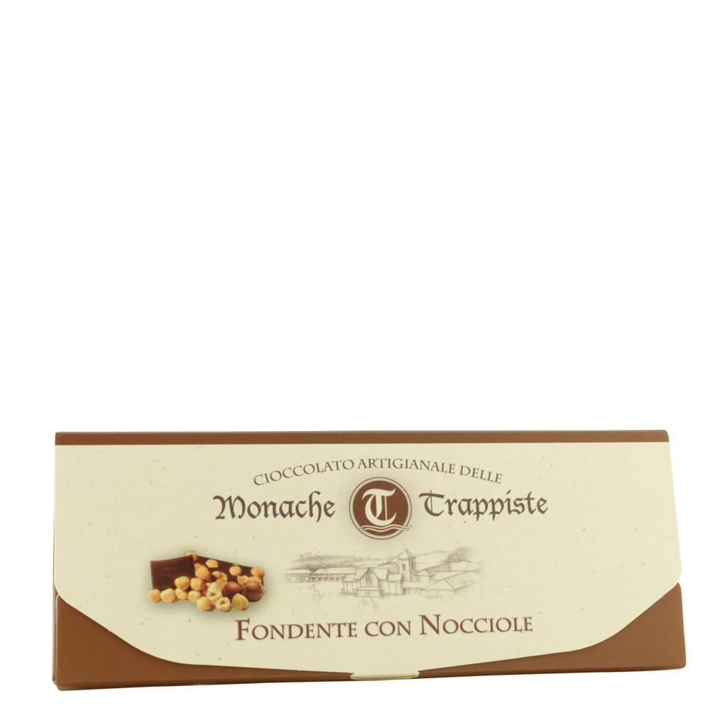 Tavoletta Cioccolato Fondente con Nocciole 150 g
