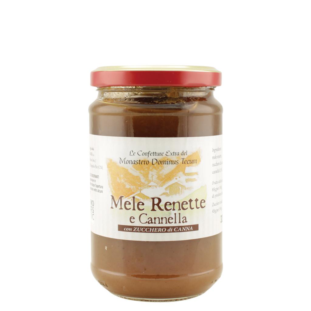 Confettura di Mele Renette con Cannella 320 g