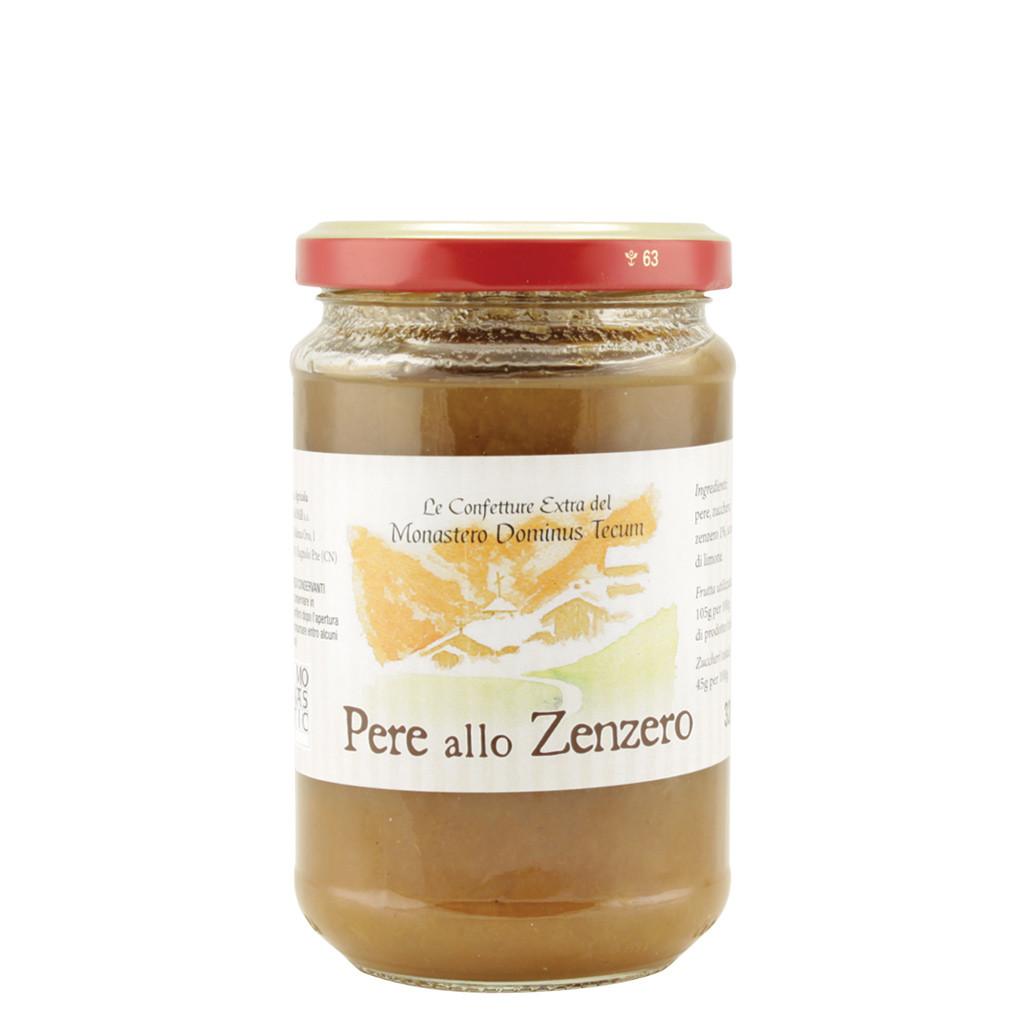 Confettura di Pere allo Zenzero 320 g