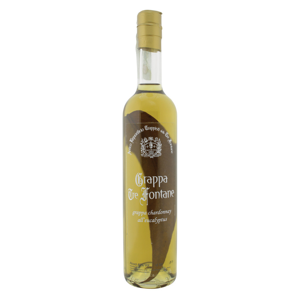 Grappa all'Eucaliptus 50 cl