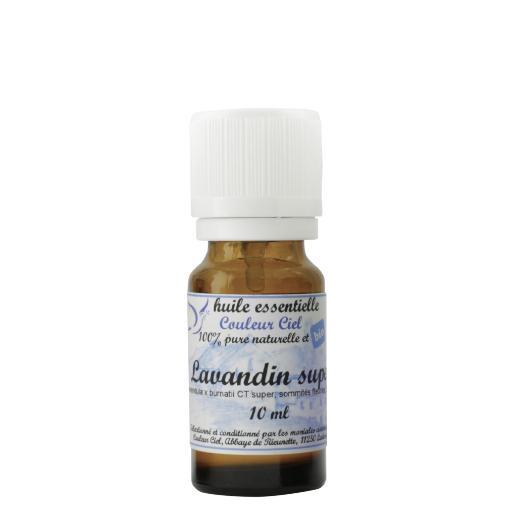 Olio essenziale Lavandin super 10 ml (bio)