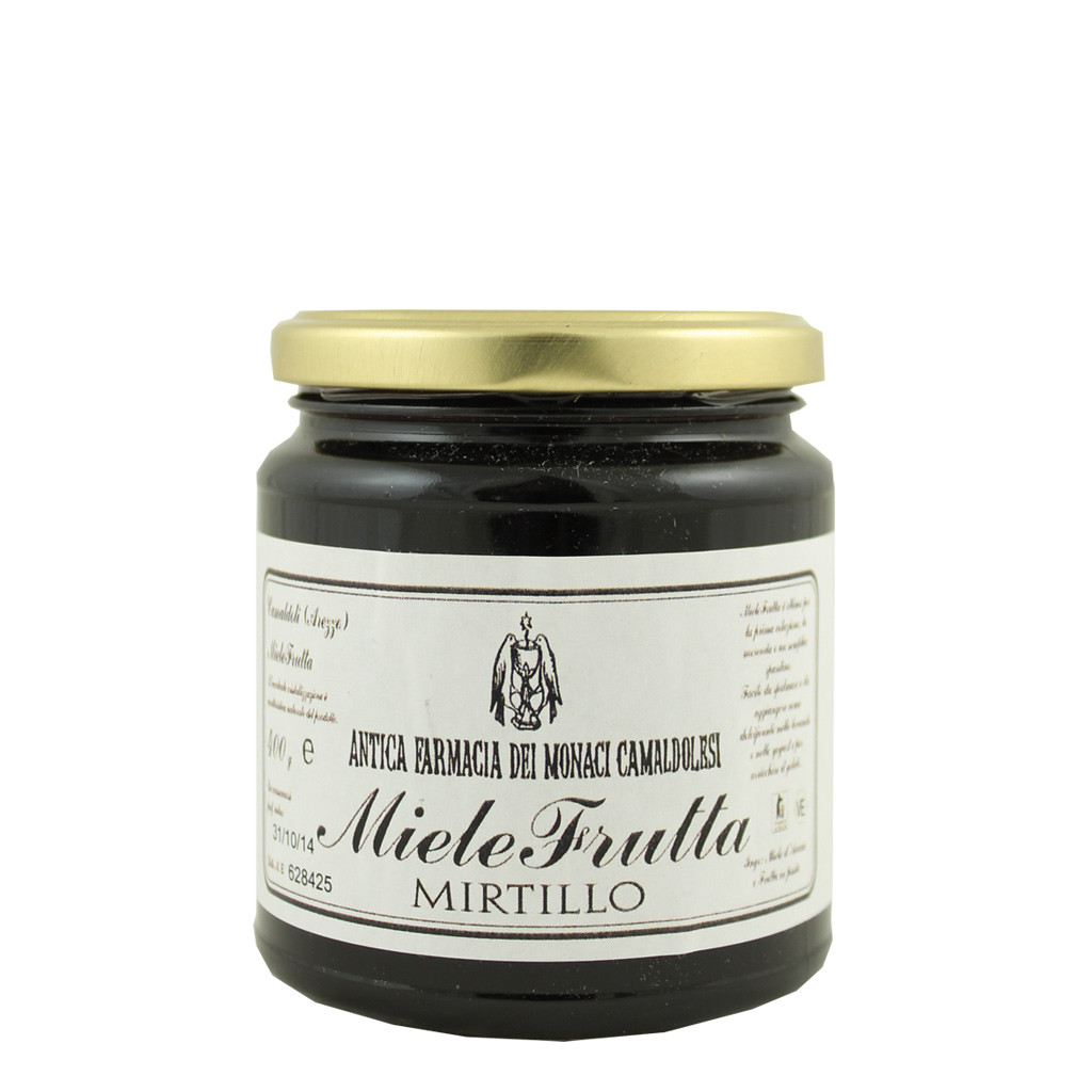 Miele frutta al mirtillo 400 g