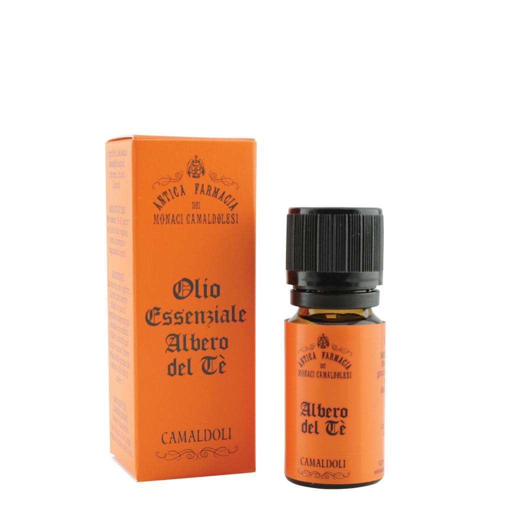 Olio essenziale Albero del Tè 10 ml