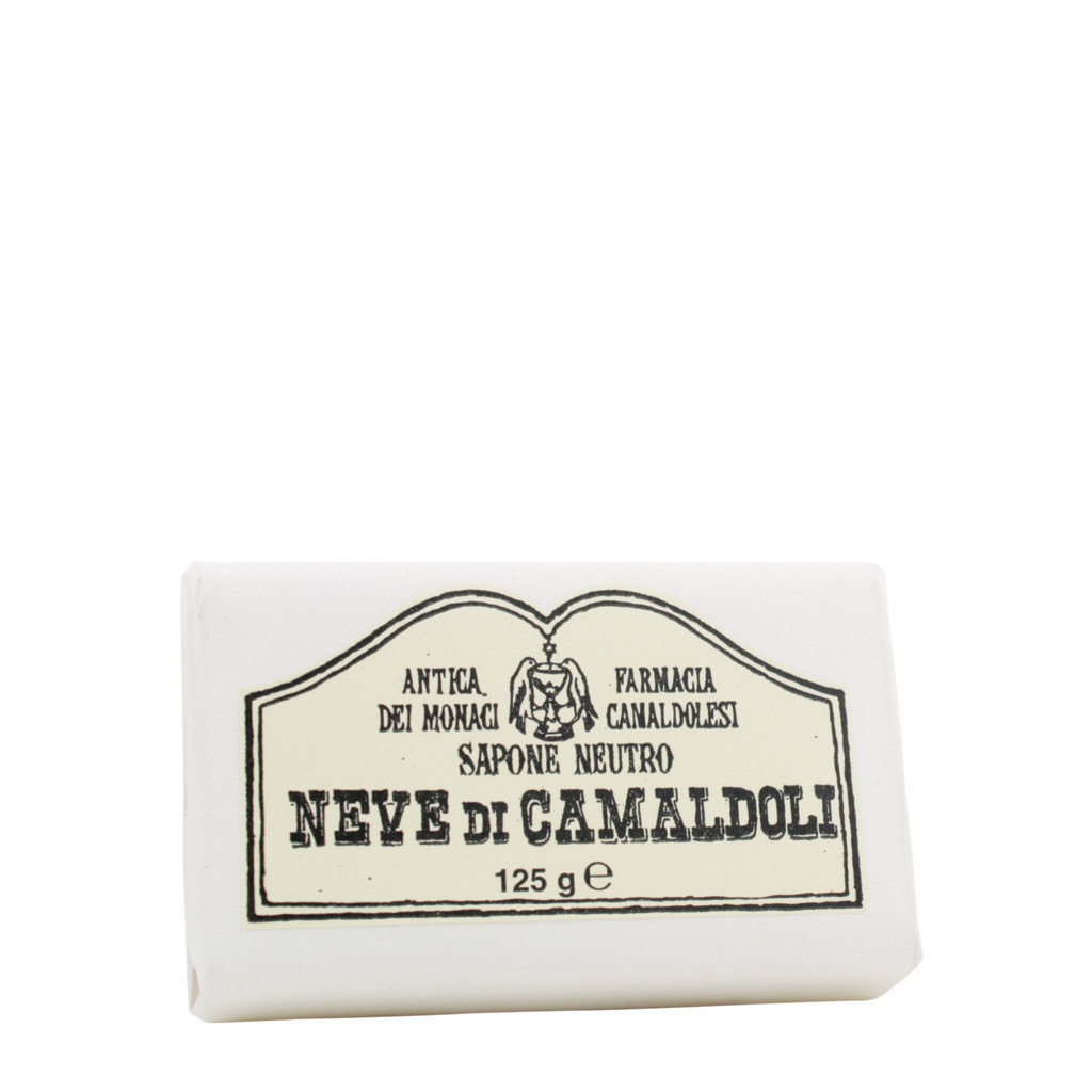 Sapone Neve di Camaldoli - Neutro 125 g