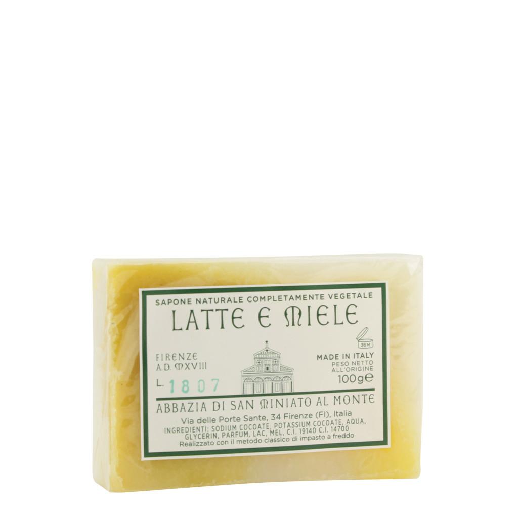 Sapone al Latte e Miele 100 g