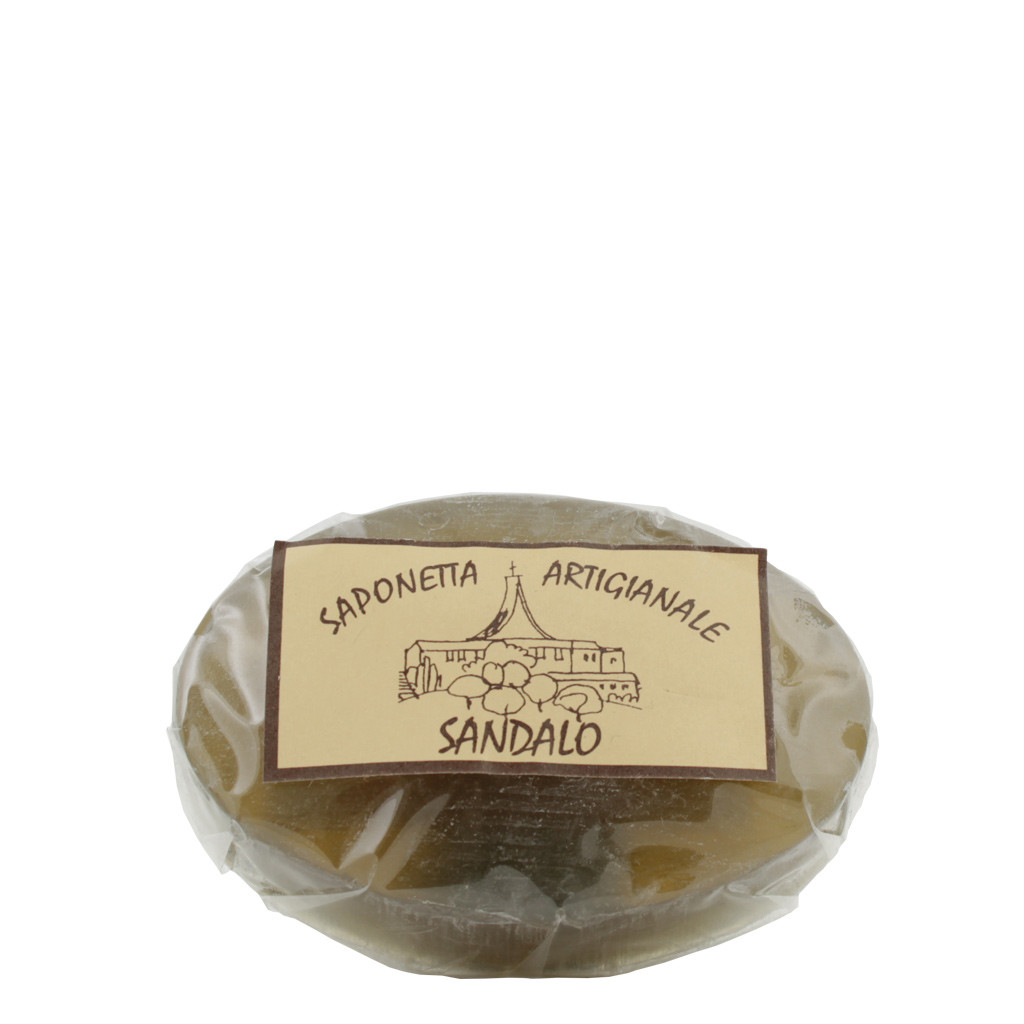 Saponetta al Sandalo 100 g