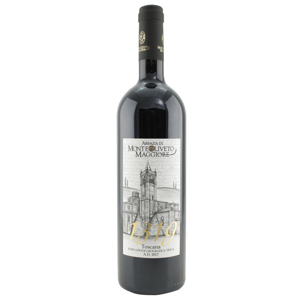 Vino 1319 Toscana Riserva Abbazia Monte Oliveto Maggiore