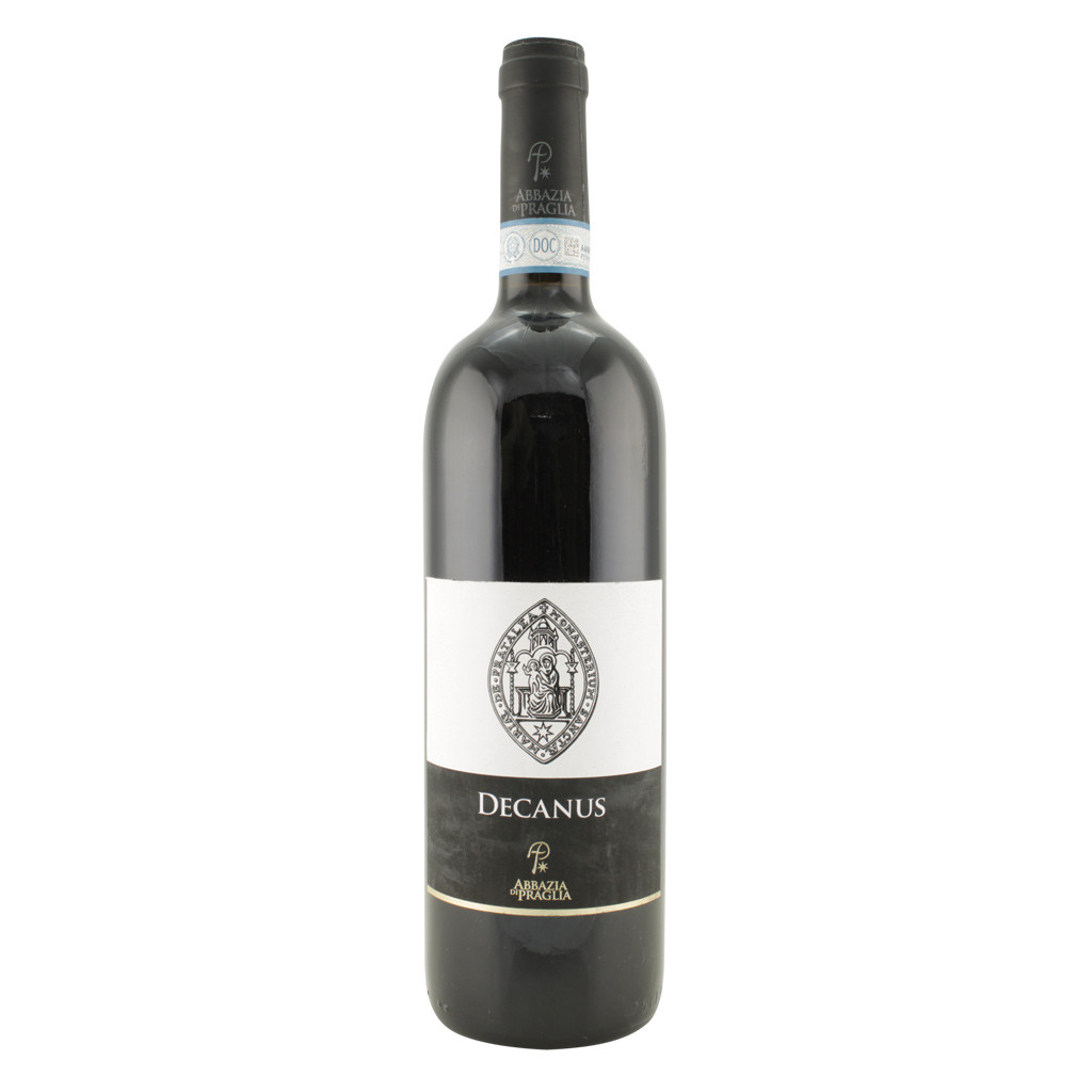 Vino Decanus Rosso Riserva 75 cl
