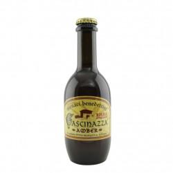 Birra Cascinazza Amber 33 cl