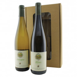 Cantinetta regalo Vini bianchi di Novacella