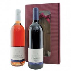 Cantinetta regalo con Vini Novacella a scelta
