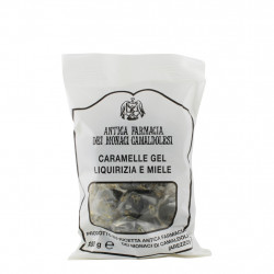 Caramelle Gel Liquirizia e Miele di Camaldoli