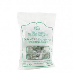 Caramelle Gocce di Pino senza zucchero 100 g