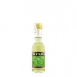Chartreuse Verte mignon 3 cl