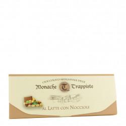 Cioccolato Latte e Nocciole Trappiste | Cioccolato Monache Moldava
