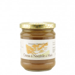 Crema di Nocciole al Miele 200 g