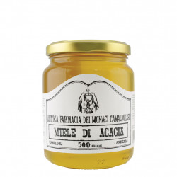 Miele di Acacia biologico di Camaldoli