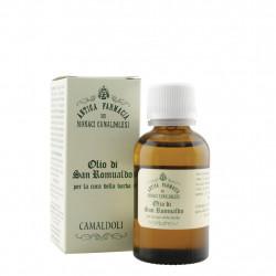 Olio di San Romualdo di Camaldoli per la barba