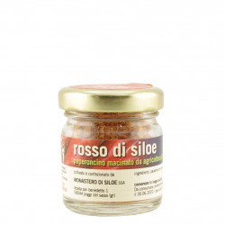 Peperoncino Rosso di Siloe Bio 15 g