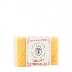 Sapone Limone e Arance Amare 100 g