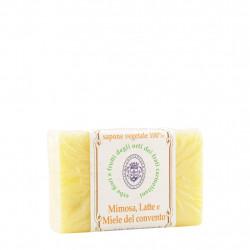Sapone Mimosa, Latte e Miele 100 g