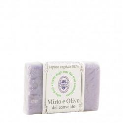 Sapone Mirto e Olivo 100 g