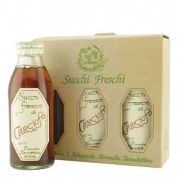 Succo fresco di Carciofo 125 ml x3