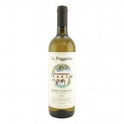 Vino Bianco Toscano igt La Poggerina 75 cl