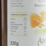 Confettura di Azzeruoli dei monaci di Pra 'd Mill valori nutrizionali