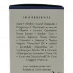 Estate Serena Lozione idratante e repellente per insetti dell'Abbazia di Praglia - ingredienti