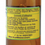 Huile de consoude   Olio di Consolida etichetta