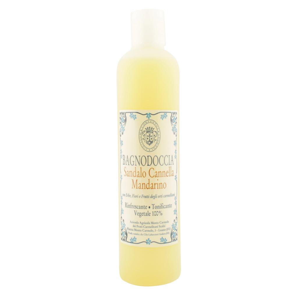 Sandalwood and Cinnamon Shower Bathtub 300 ml