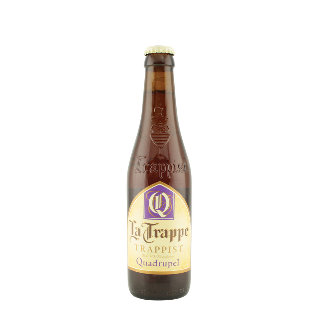 Beer La Trappe Quadrupel 33 cl