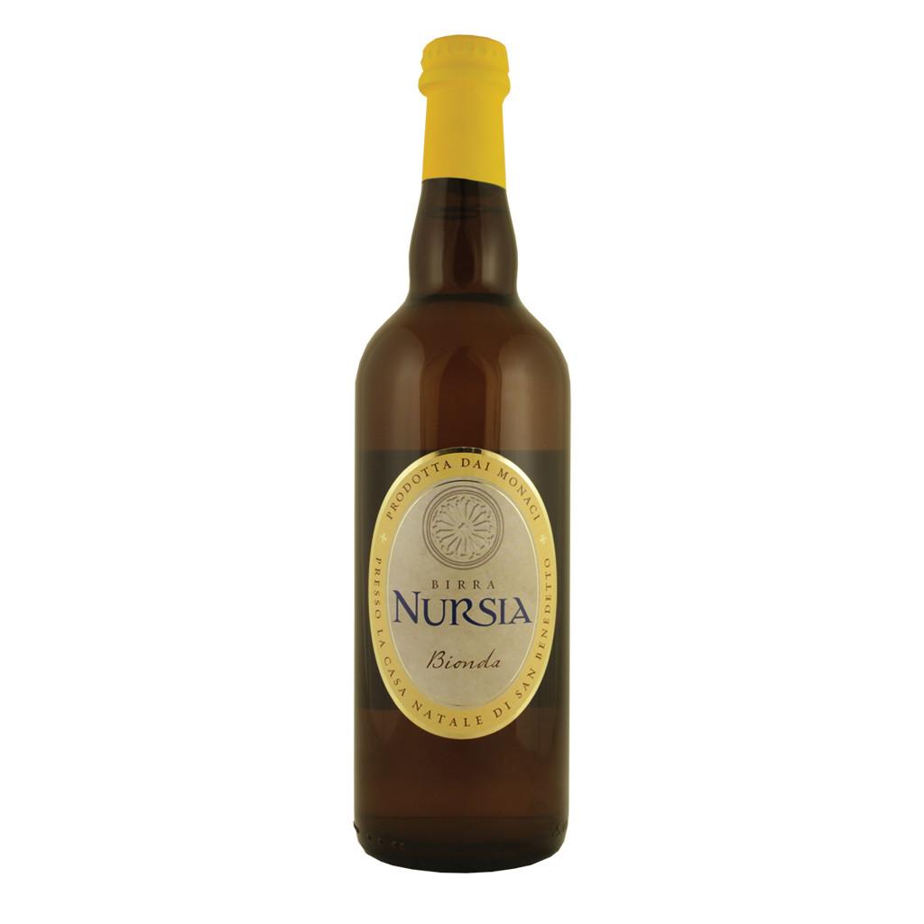 Beer Nursia Blonde 75 cl