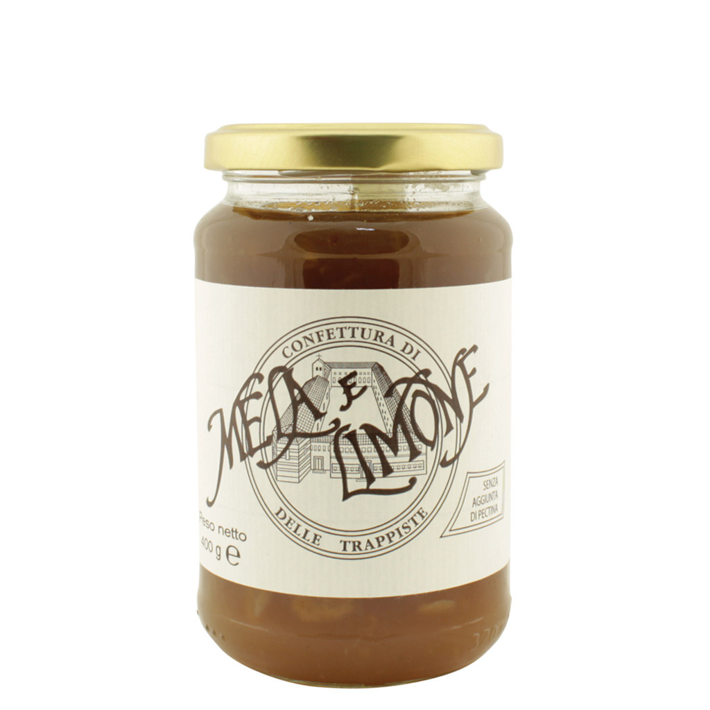 Apple and Lemon Jam 400 g