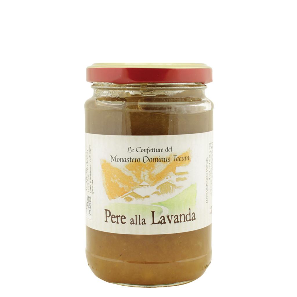Lavender Pear Jam 320 g